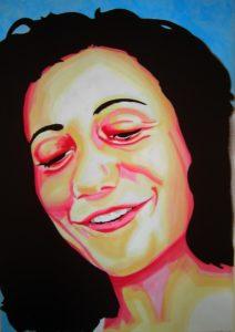 Emiliano-Stella-Lorella-acrilico-su-carta-70x100cm-2009