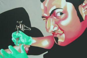 Emiliano-Stella-Mr.Mojo-olio-su-tela-60x100cm-2005