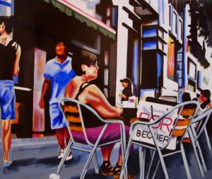 Emiliano-Stella-shopping-break-tecnica-mista-su-tela-60x70cm-2010