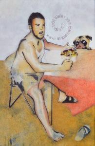 Emiliano-Stella-Fame-tecnica-mista-su-tela-115x75cm-2012