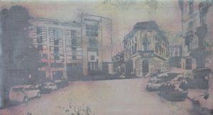 Emiliano-Stella-paesaggio-urbano1-tecnica-mista-su-tessuto-25x47cm-2012