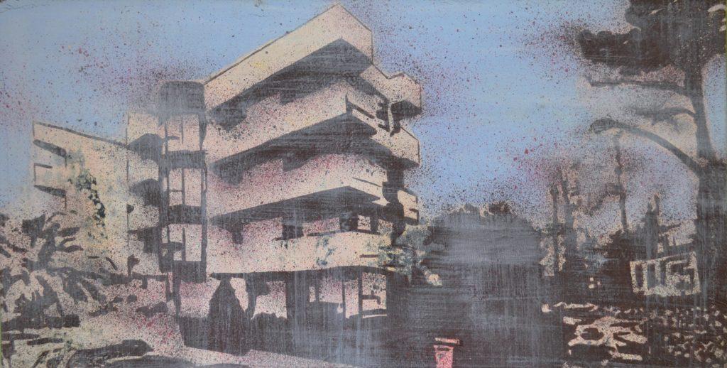 paesaggio urbano 2