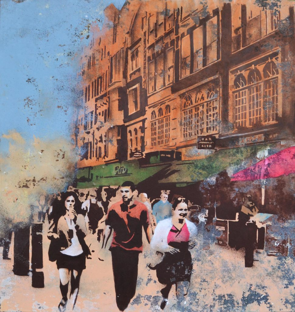 Irving Street London