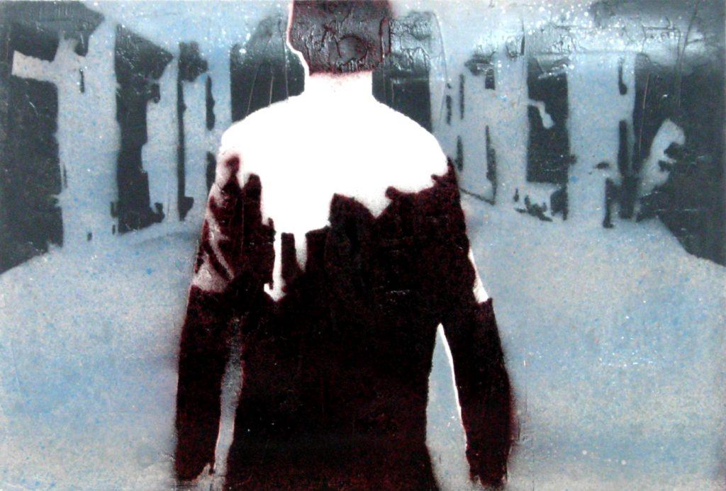 senza titolo 22 - tratto da - Una pausa riflessiva -dvd - c/s