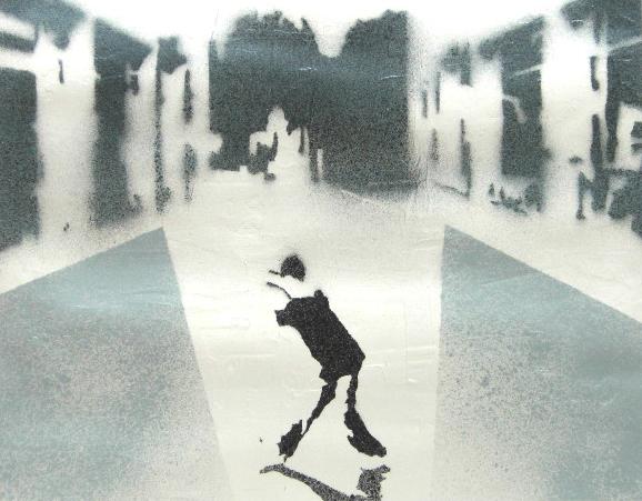 senza titolo 26 - tratto da - Una pausa riflessiva -dvd - c/s